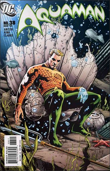 Aquaman (2003) 38-A by DC