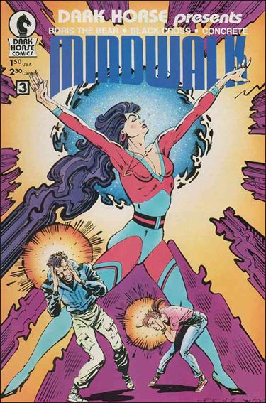 Dark Horse Presents (1986) 3-A by Dark Horse