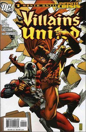 Villains United 5-A