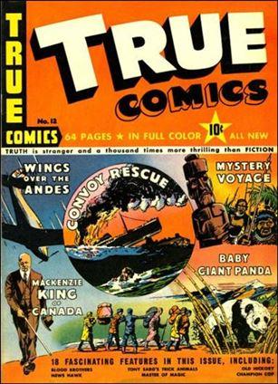 True Comics 12-A