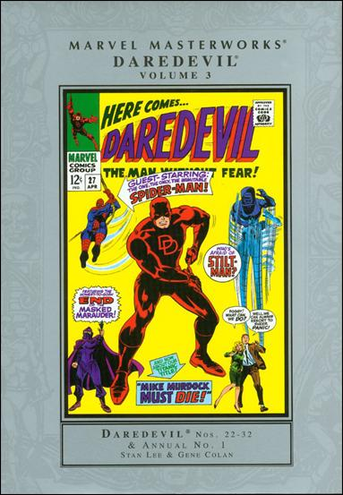 Marvel Masterworks: Daredevil 3-A by Marvel