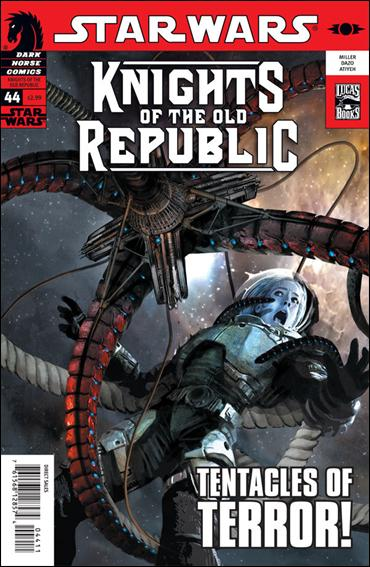 Star Wars: Knights of the Old Republic 44-A by Dark Horse