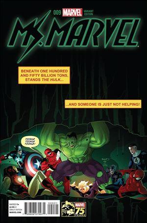 Ms. Marvel (2014)  9-B