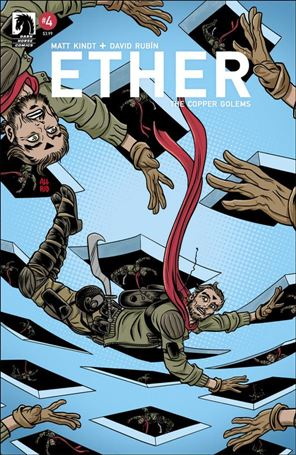 Ether: The Copper Golems 4-B