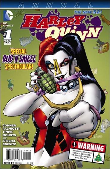 Harley Quinn Annual 1-E by DC