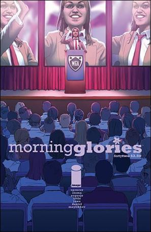 Morning Glories 42-A