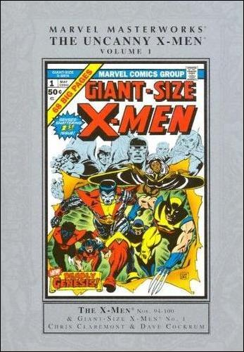 Marvel Masterworks: The Uncanny X-Men 1-A by Marvel