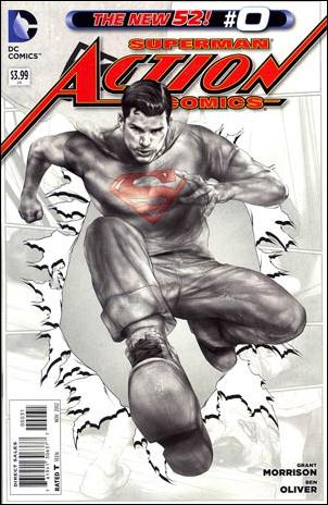 Action Comics (2011) 0-E by DC