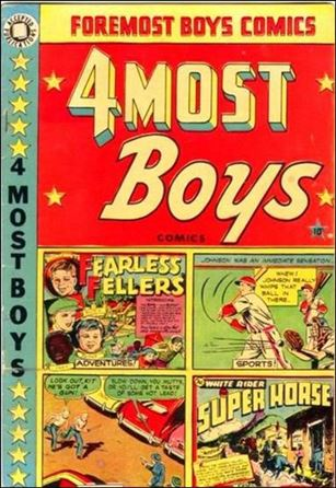 Foremost Boys 38-B