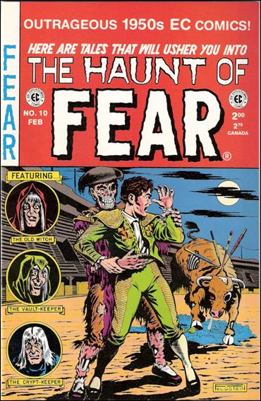 Haunt of Fear (1992) 10-A by RCP