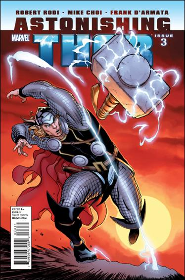 Astonishing Thor 3-A by Marvel