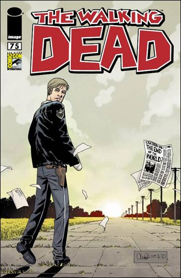 Walking Dead (2003) 75-C by Image