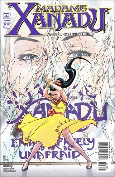 Madame Xanadu (2008) 23-A by Vertigo
