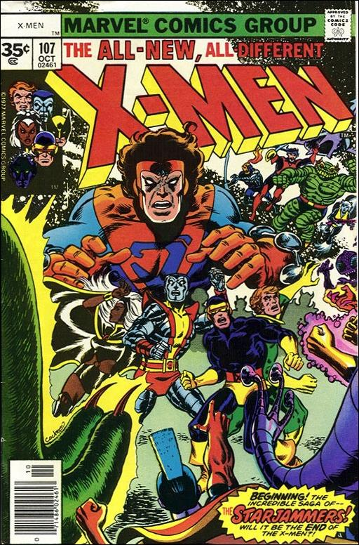 X-Men (1963) 107-B by Marvel
