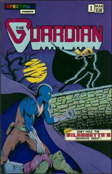 Guardian 1-A by Spectrum Comics