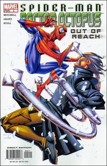 Spider-Man/Doctor Octopus: Out of Reach 2-A by Marvel