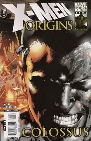 X-Men Origins: Colossus 1-A