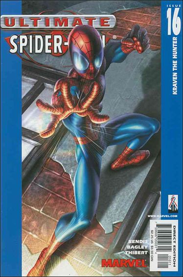 Ultimate Spider-Man (2000) 16-A by Marvel
