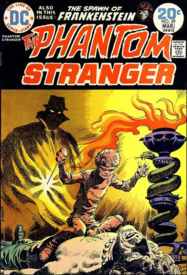 Phantom Stranger (1969) 29-A by DC