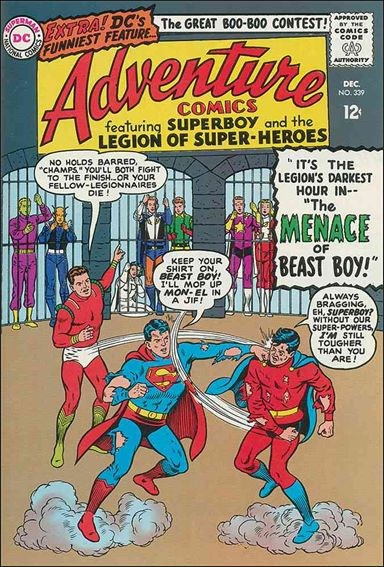 Adventure Comics (1938) 339-A by DC