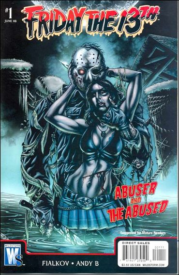 Friday the 13th: Abuser and the Abused 1-A by WildStorm