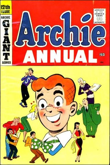 Archie Annual 12-A by Archie