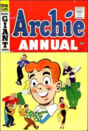 Archie Annual 12-A