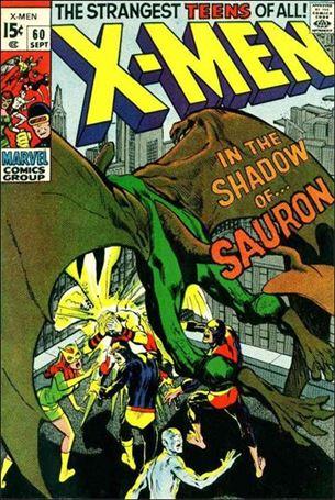 X-Men (1963) 60-A