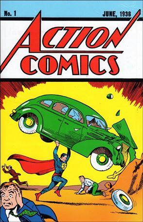 Action Comics (1938) 1-I