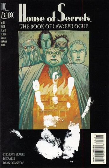 House of Secrets (1996) 16-A by Vertigo