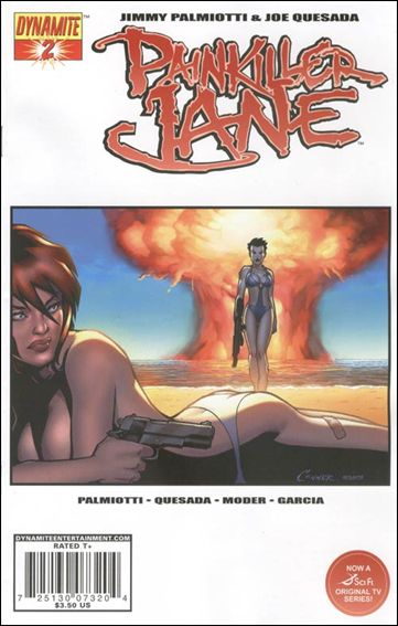 Painkiller Jane (2007) 2-A by Dynamite Entertainment