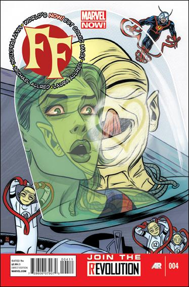 FF (2013) 4-A by Marvel