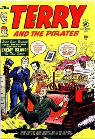 Terry and the Pirates Comics 20-A