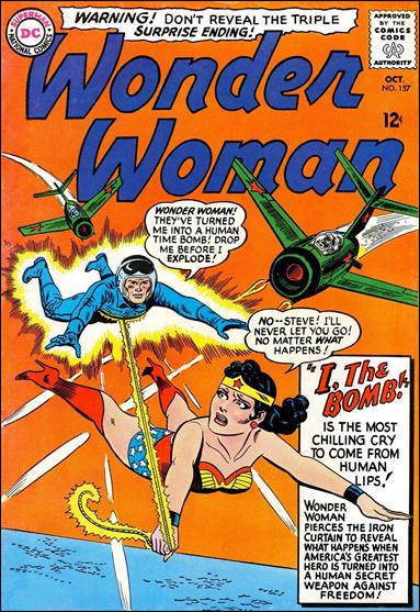 Wonder Woman (1942) 157-A by DC