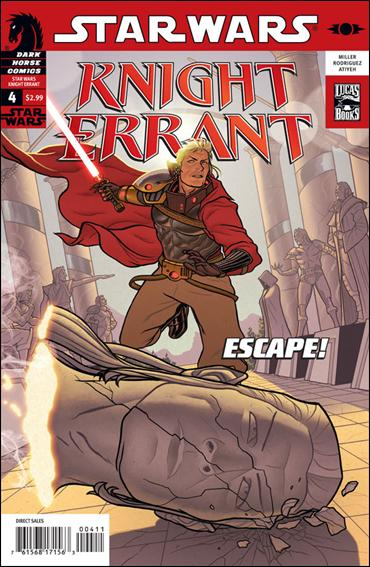 Star Wars: Knight Errant 4-A by Dark Horse