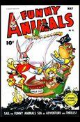 Fawcett's Funny Animals 18-A