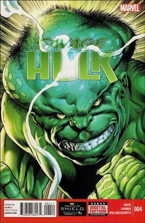 Savage Hulk (2014) 4-A