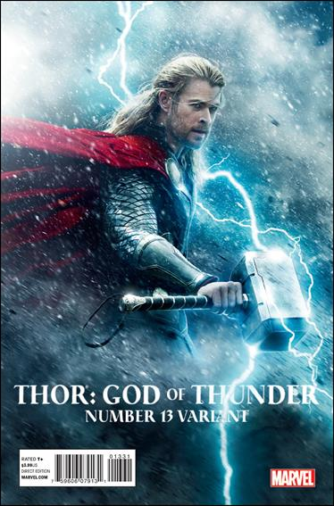 Thor: God of Thunder 13-B by Marvel