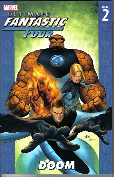 Ultimate Fantastic Four 2-A by Marvel