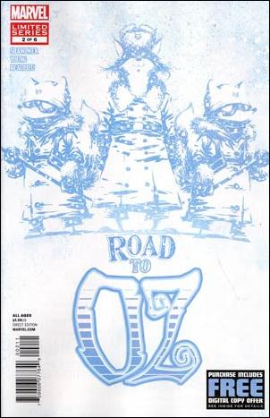 Road to Oz 2-A by Marvel