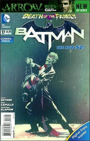 Batman (2011) 17-B by DC