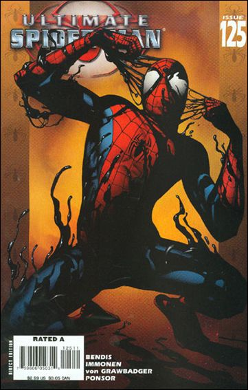 Ultimate Spider-Man (2000) 125-A by Marvel