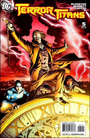 Terror Titans 5-A by DC