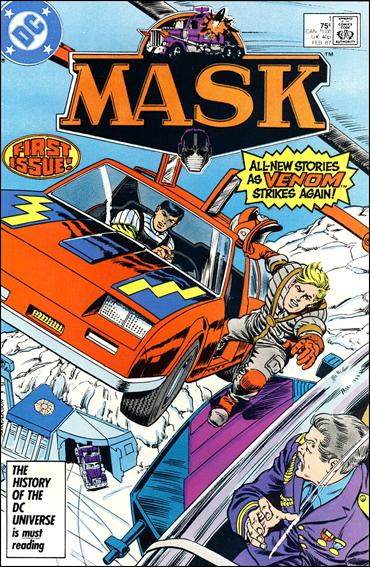 Mask (1987) 1-A by DC