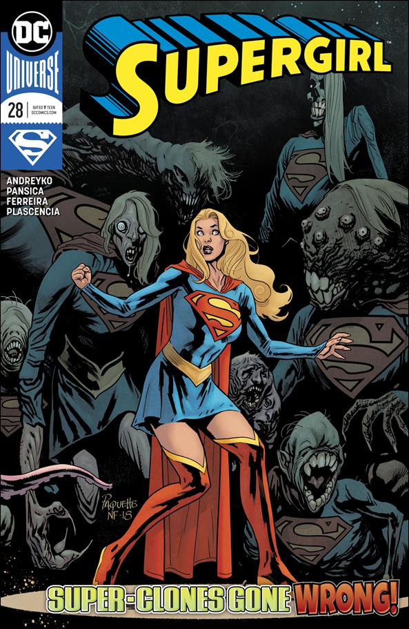 Supergirl (2016) 28-A by DC
