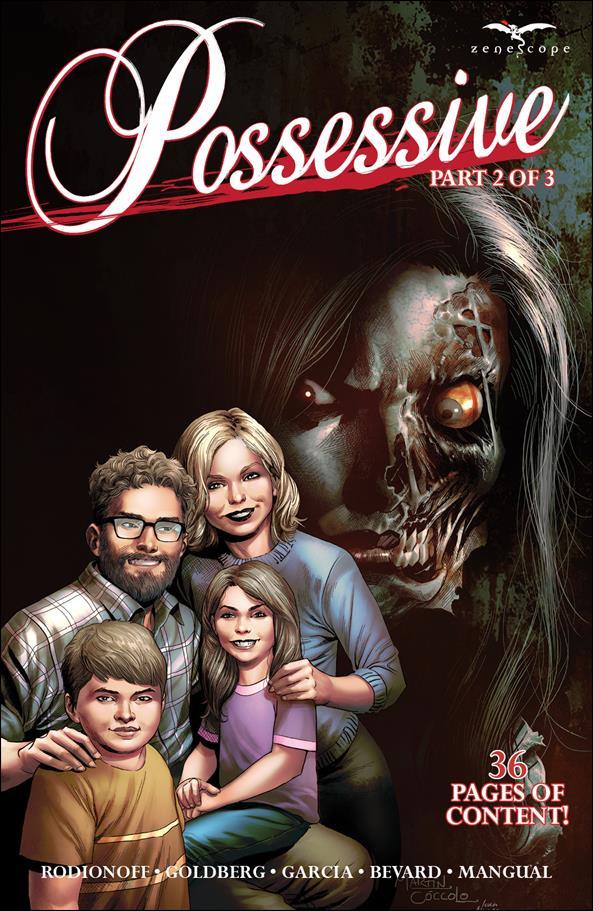 Possessive 2-A by Zenescope Entertainment