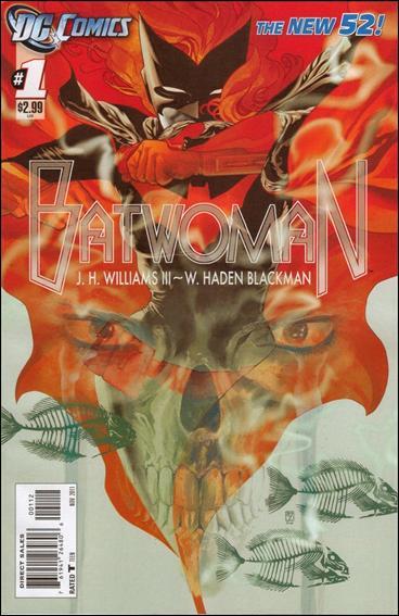 Batwoman 1-B by DC