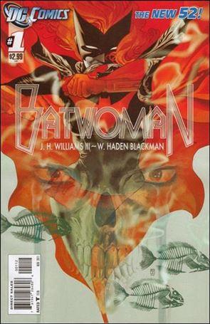 Batwoman 1-B