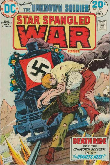 Star Spangled War Stories (1952) 177-A by DC