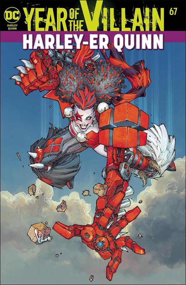 Harley Quinn (2016) 67-A by DC